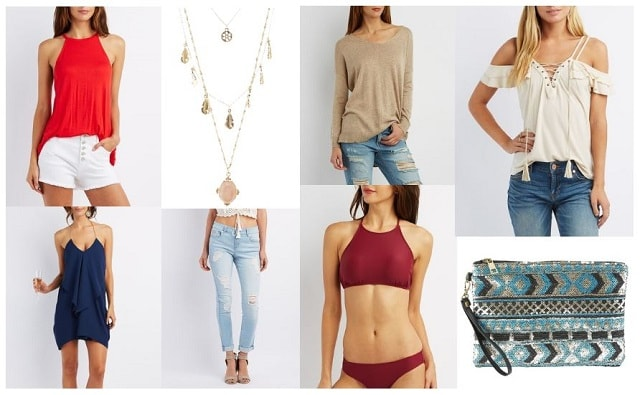 Charlotte Russe Summer Collection