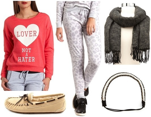 Charlotte russe valentine's day look