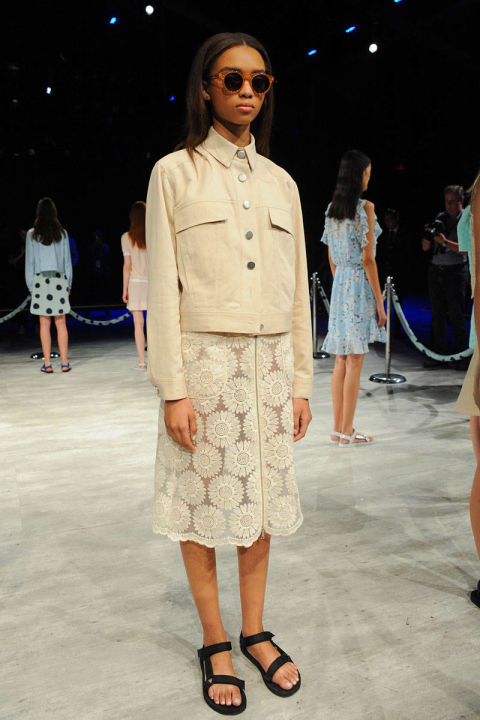 charlotte ronson spring 2015 look 1
