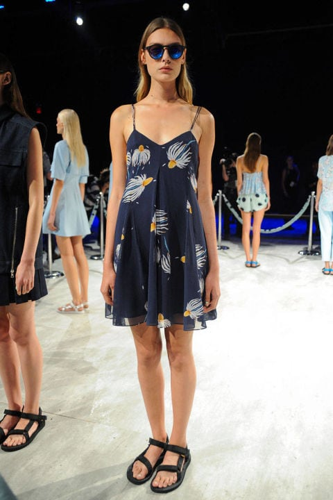 charlotte ronson spring 2015 look 2