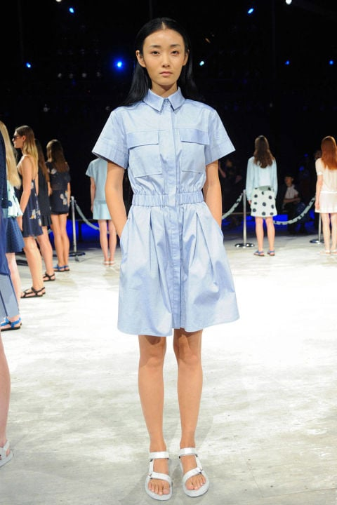 charlotte ronson spring 2015 look 3
