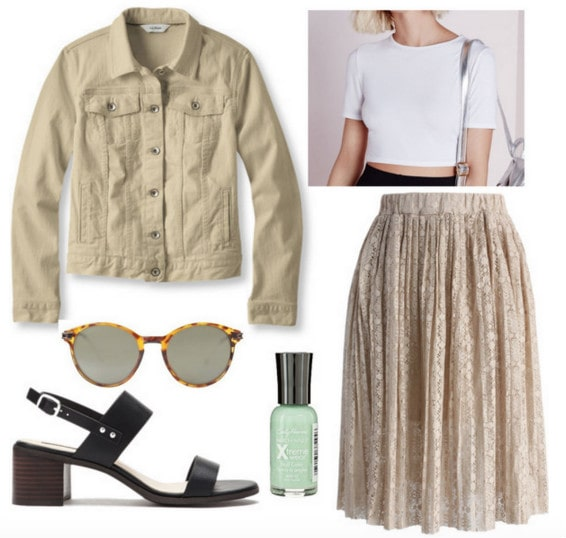 charlotte ronson spring 2015 outfit 1