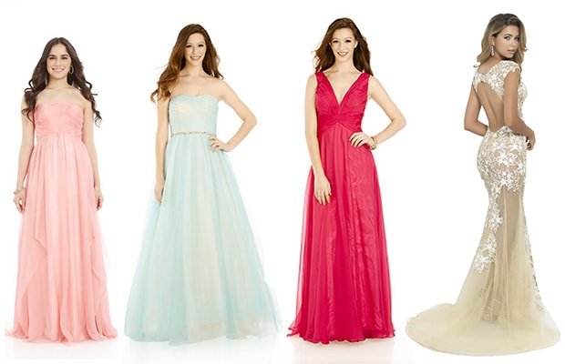 Favorite formal dresses to rent at Charlotte's Closet