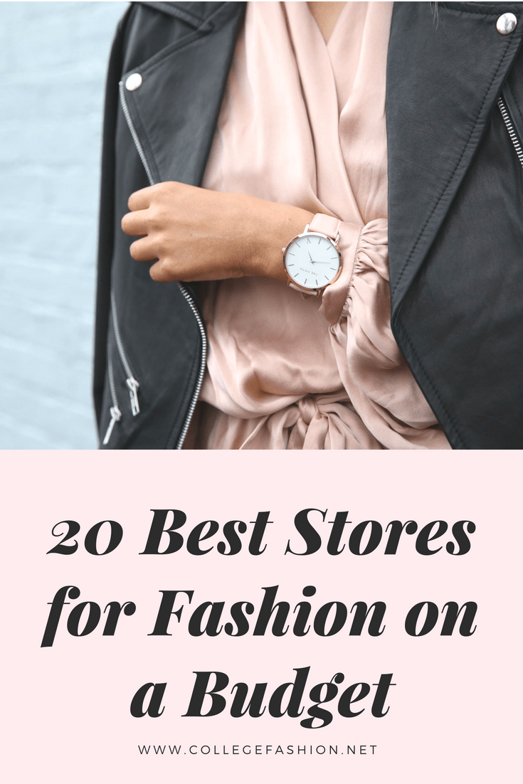 The 20 best affordable clothing websites and cheap clothing stores you need to know about