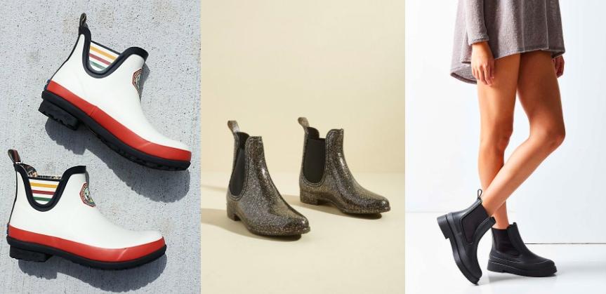 We Love The Chelsea Rain Boots Trend
