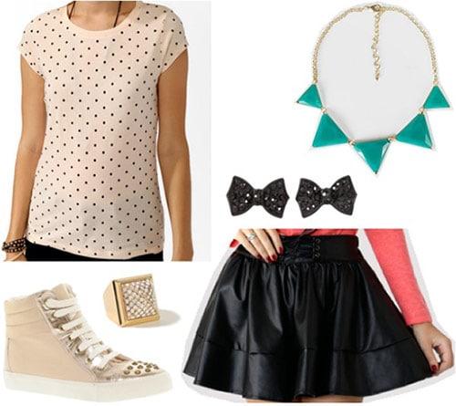 Cher Lloyd fashion
