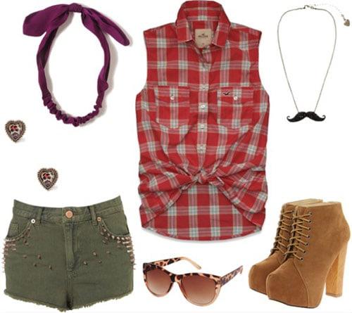 Fashion inspired by Cher Lloyd