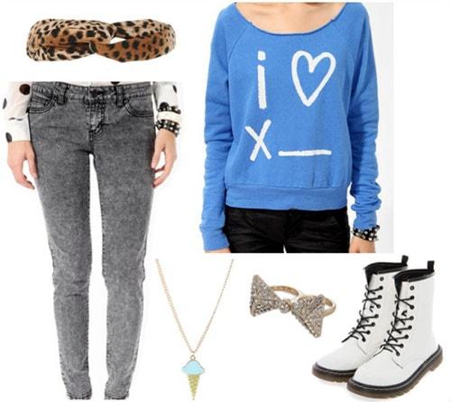 Fashion inspiration: Cher Lloyd