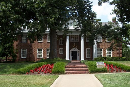 Chi omega chapter house university of arkansas
