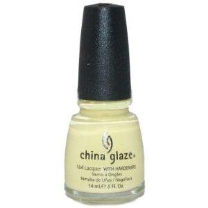 China Glaze Lemon Fizz