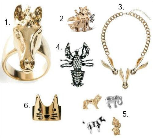 Chloe fall 2013 jewelry - budget friendly