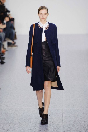 Chloe fall 2013 look 1