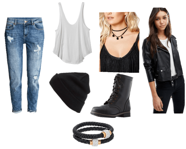 Chloe Price Life is Strange outfit