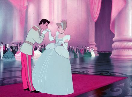 Cinderella and Prince