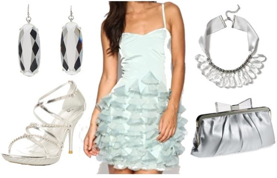 Cinderella formal outfit
