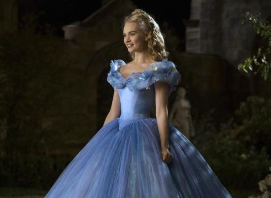 Cinderella Ball Photo