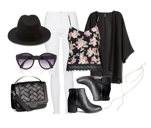 City Inspired Outfit