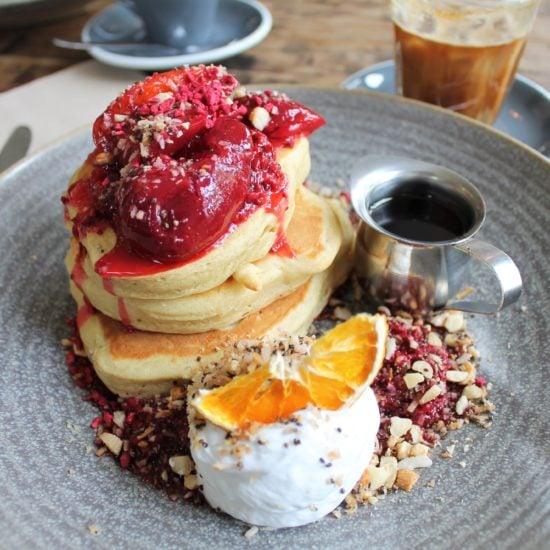 brunch, breakfast, restaurant, food, meal