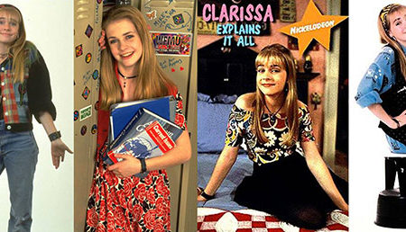 Old school TV style: Fashion inspired by Clarissa Explains it All