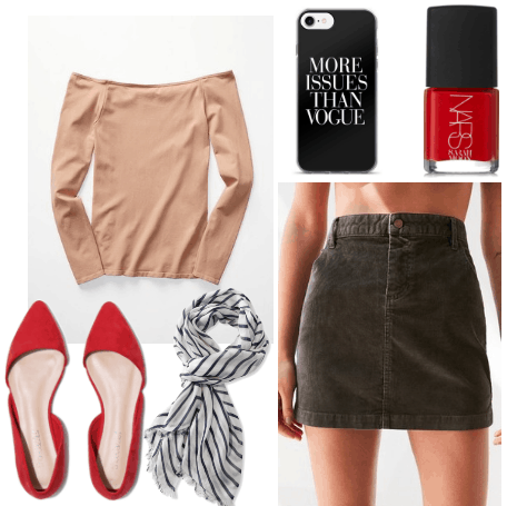 class to night out off the shoulder top night out