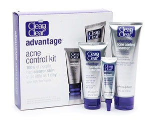 Clean & Clear Advantage Acne System