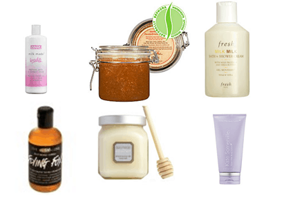 Cleopatra Milk and Honey Products