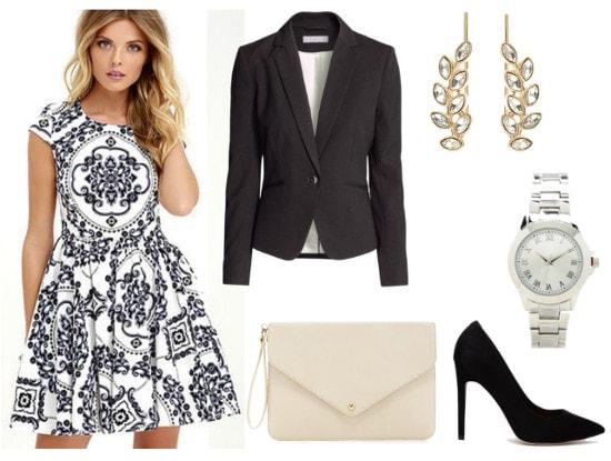 Greek Myth Fashion- Clio-inspired outfit