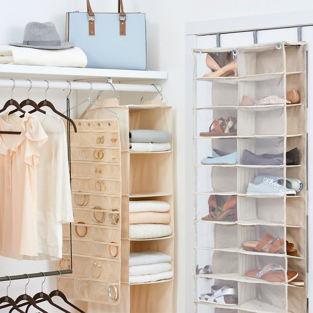 Closet starter kit - how to manage your wardrobe tips