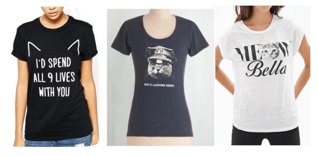 Class to Night Out: Cat Shirt