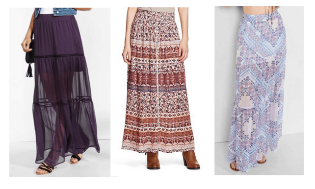 Class to Night Out Gypsy Skirt
