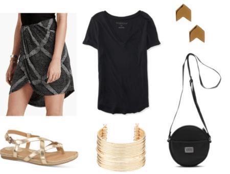 Sarong Skirt for Class