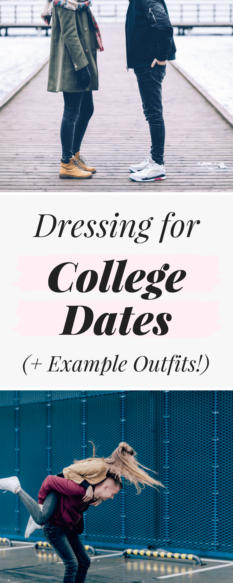 What to wear on a date in college: Outfits for first dates, study dates, and dining hall dates