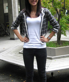 College Fashionista from Dickinson College