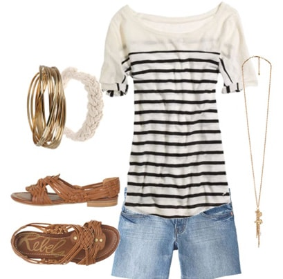 What to wear to your college orientation - a casual and fashionable outfit