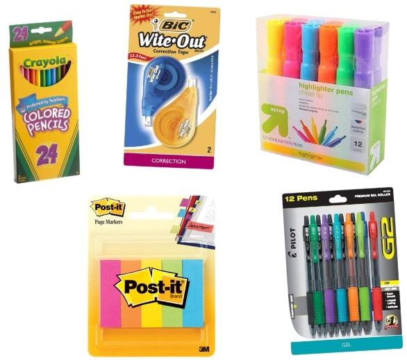 Color coding tools