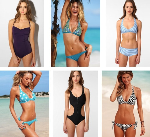 Comfortable and practical swimwear