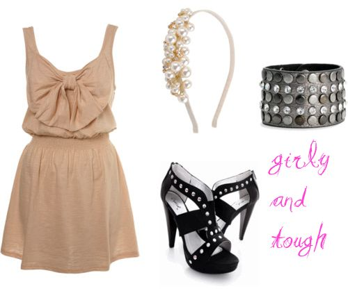 Good girl gone bad outfit