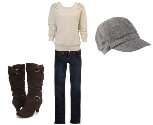 Cool Weather Outfit