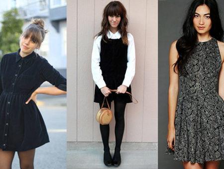 Corduroy dresses