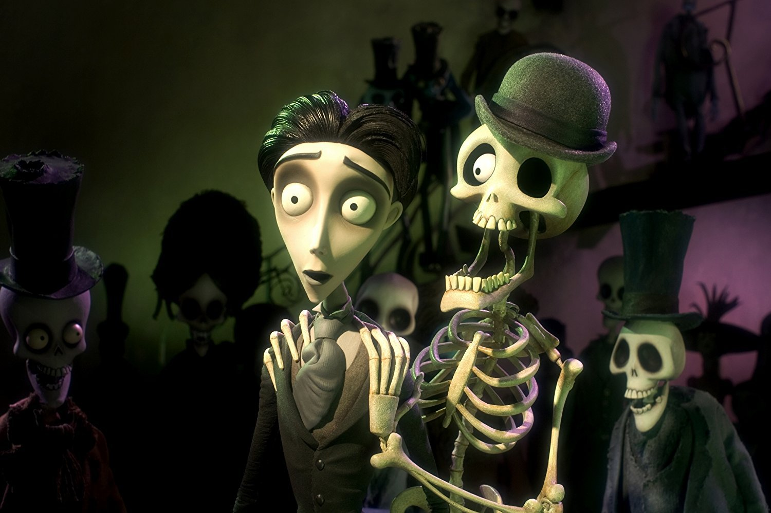 Best fall movies - Corpse Bride