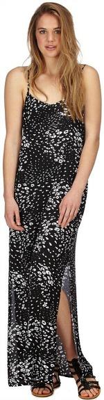 Cotton On printed maxi dress