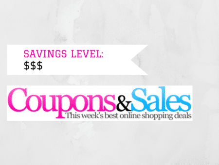 Coupons & Sales