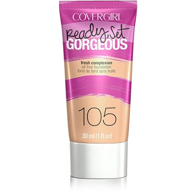 covergirl gorgeous