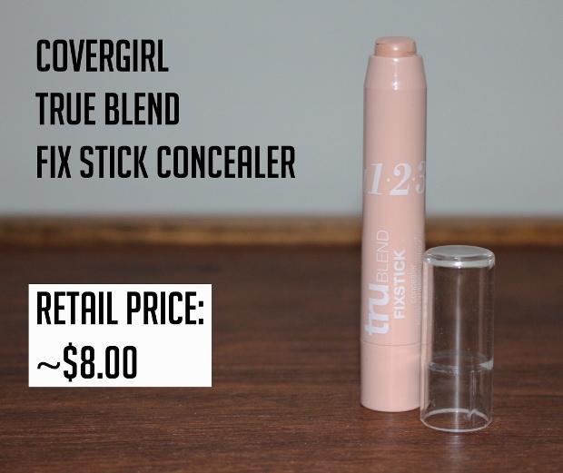 CoverGirl true blend concealer