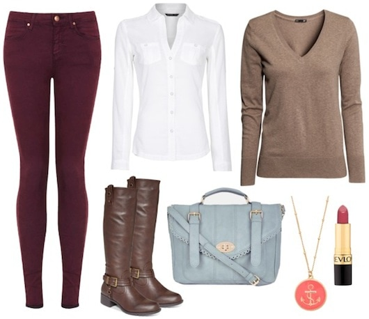 Covert Affairs Outfit Inspiration