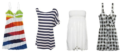 Cute coverups for the beach