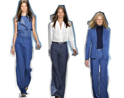 Coveted Couture: Derek Lam denim trouser