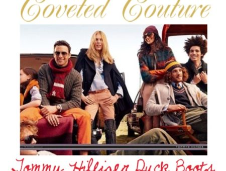 tommy hilfiger fall 2010 campaign