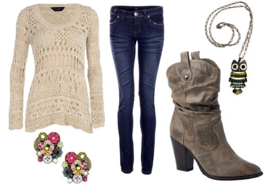 How to wear cowboy boots - outfit 2