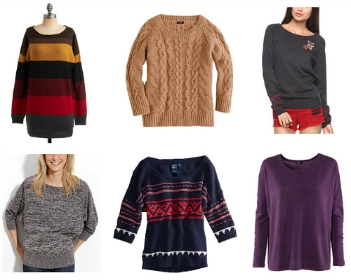 Cozy pullover sweaters fall 2011 must-have
